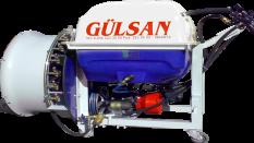 400 600 Turbo Atomizer